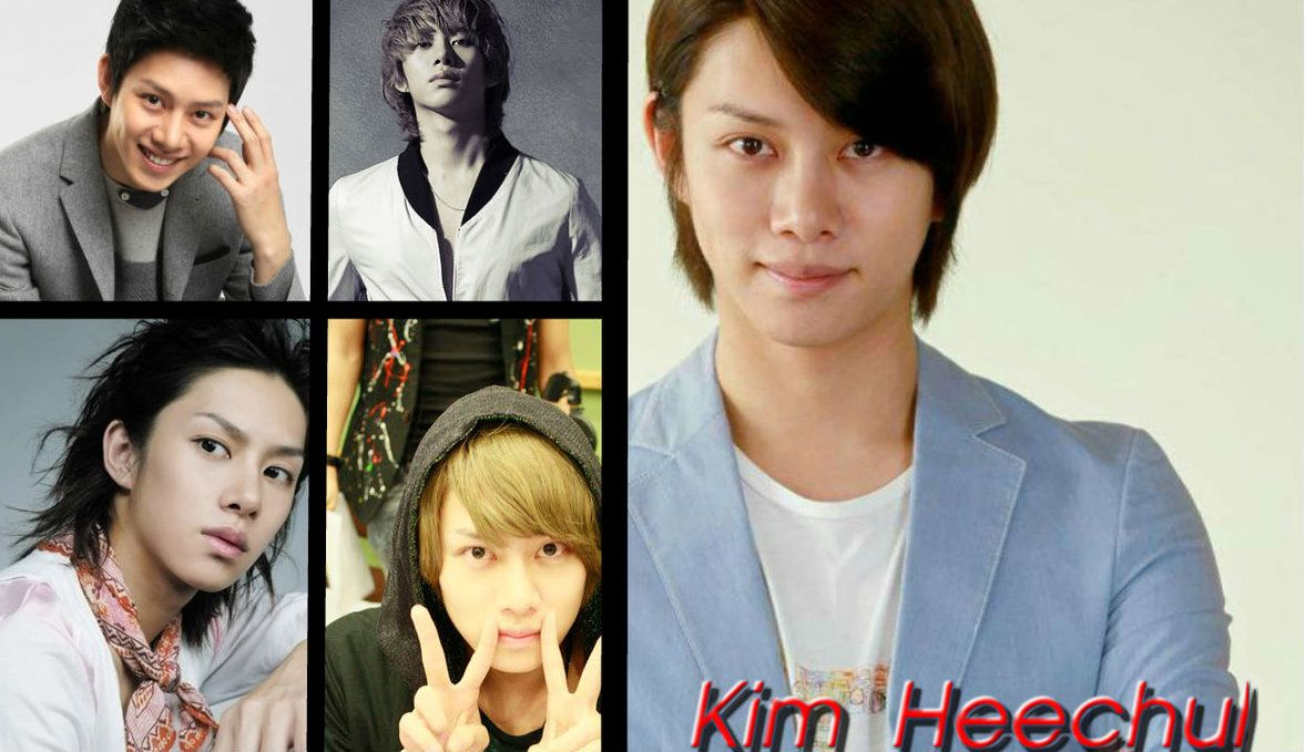 Kim Heechul Wallpaper by Lvr94Clan on DeviantArt