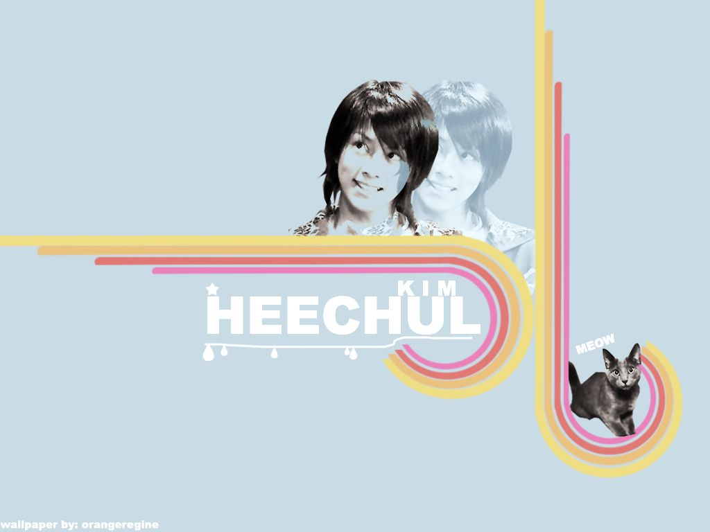 Kim Heechul Wallpaper 2 by orangeregine on DeviantArt