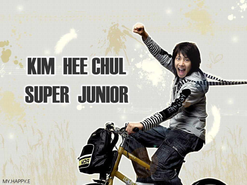 Kim Heechul | KEEP MOVING FORWARD