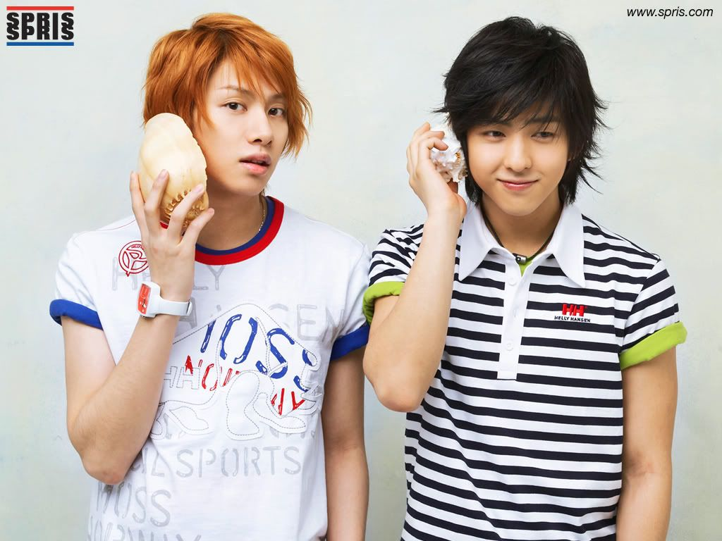 Super Junior (Heechul & Kibum) – SPRIS Wallpaper | kyuqkyuute