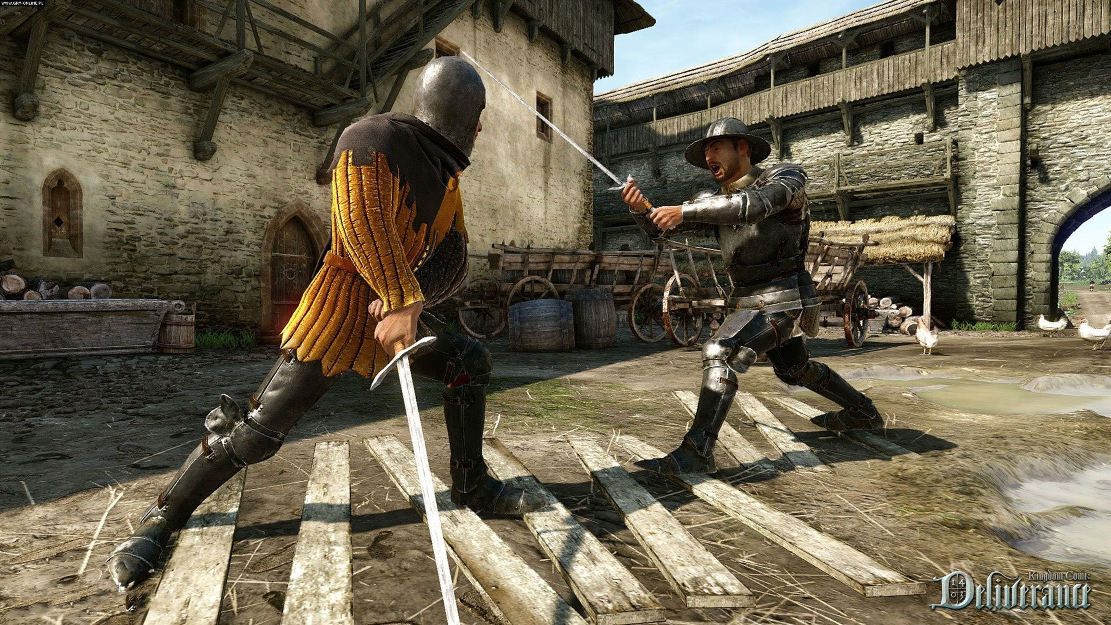 Kingdom Come: Deliverance Wallpapers in Ultra HD | 4K