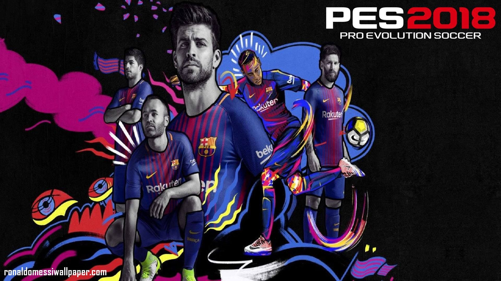 Barcelona Archives Pes Patch – Ronaldo Messi Wallpaper