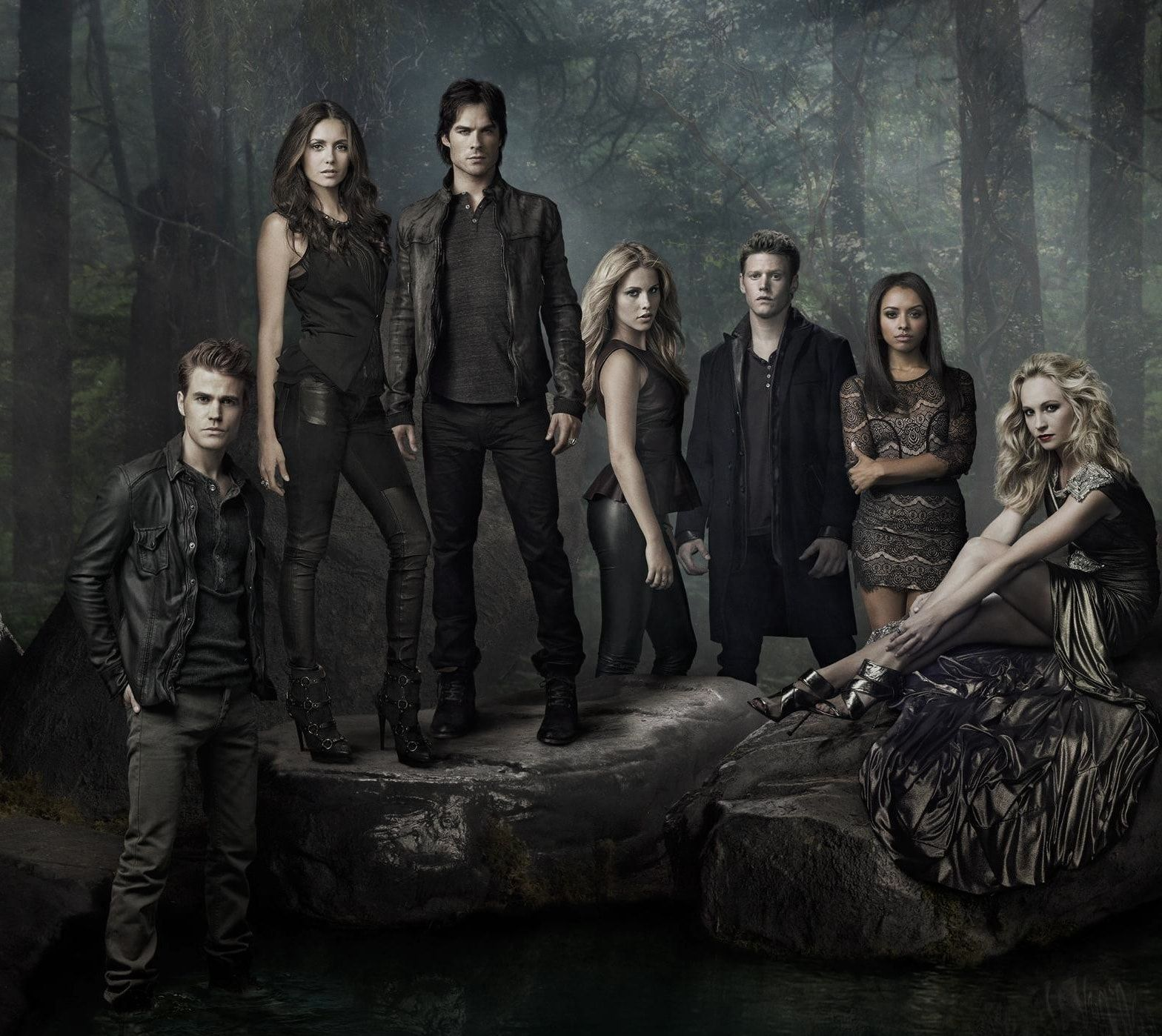 The Vampire Diaries HD Desktop Wallpapers | 7wallpapers.net