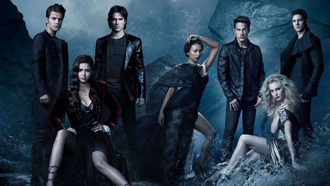 Vampire Diaries – Resolution: 1280x720, Sherise Moulton for ...