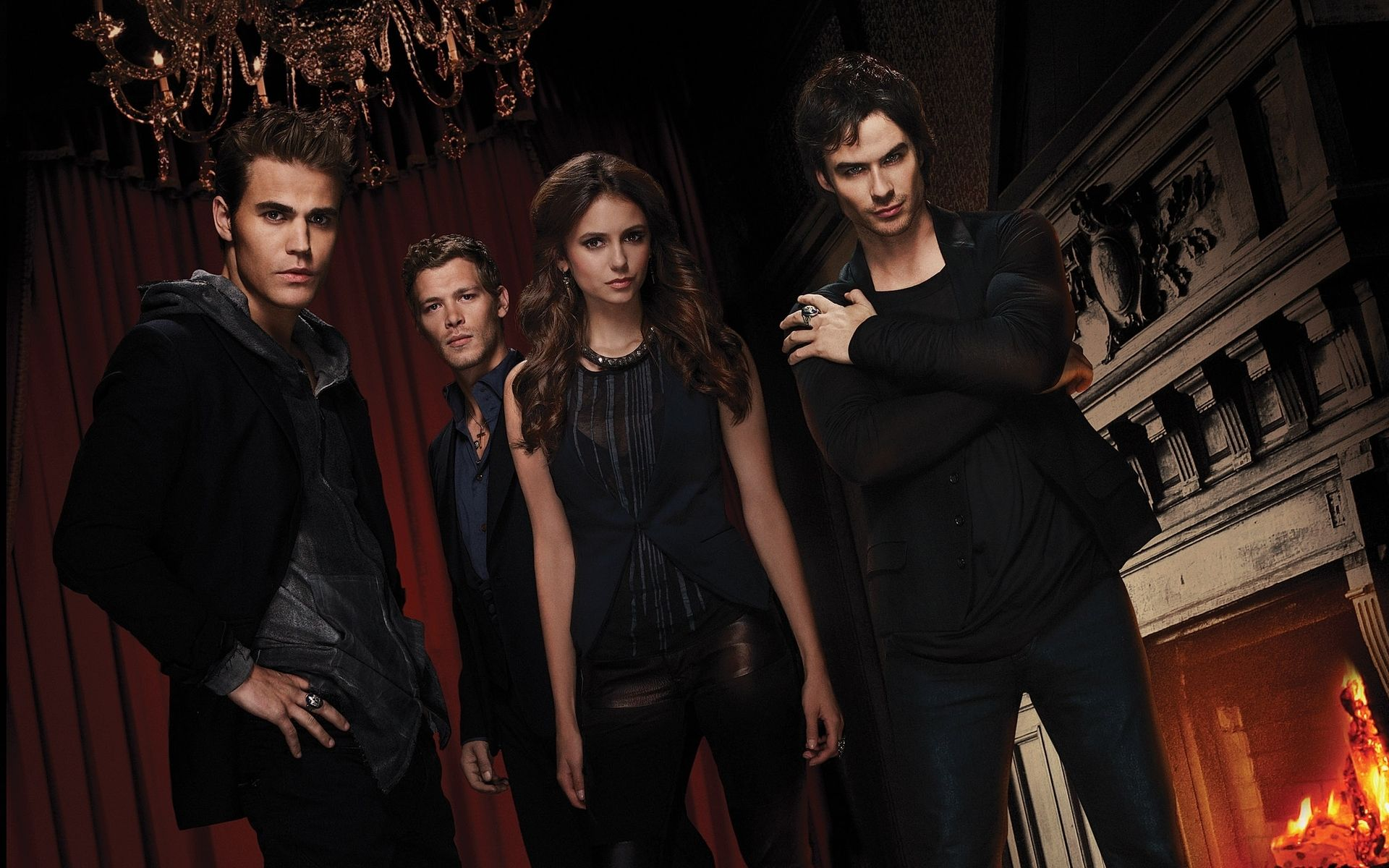Vampire Diaries Wallpaper 12136 1920x1200 px ~ HDWallSource.com