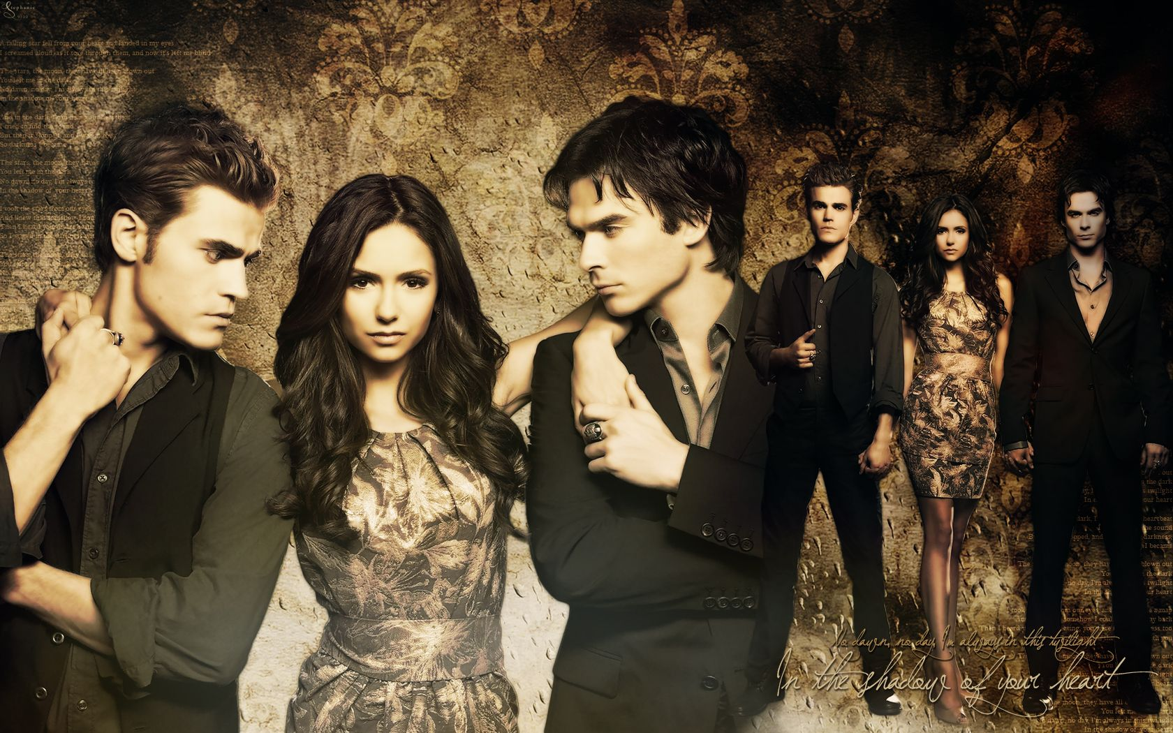 faithalia images TVD Wallpaper HD wallpaper and background photos ...