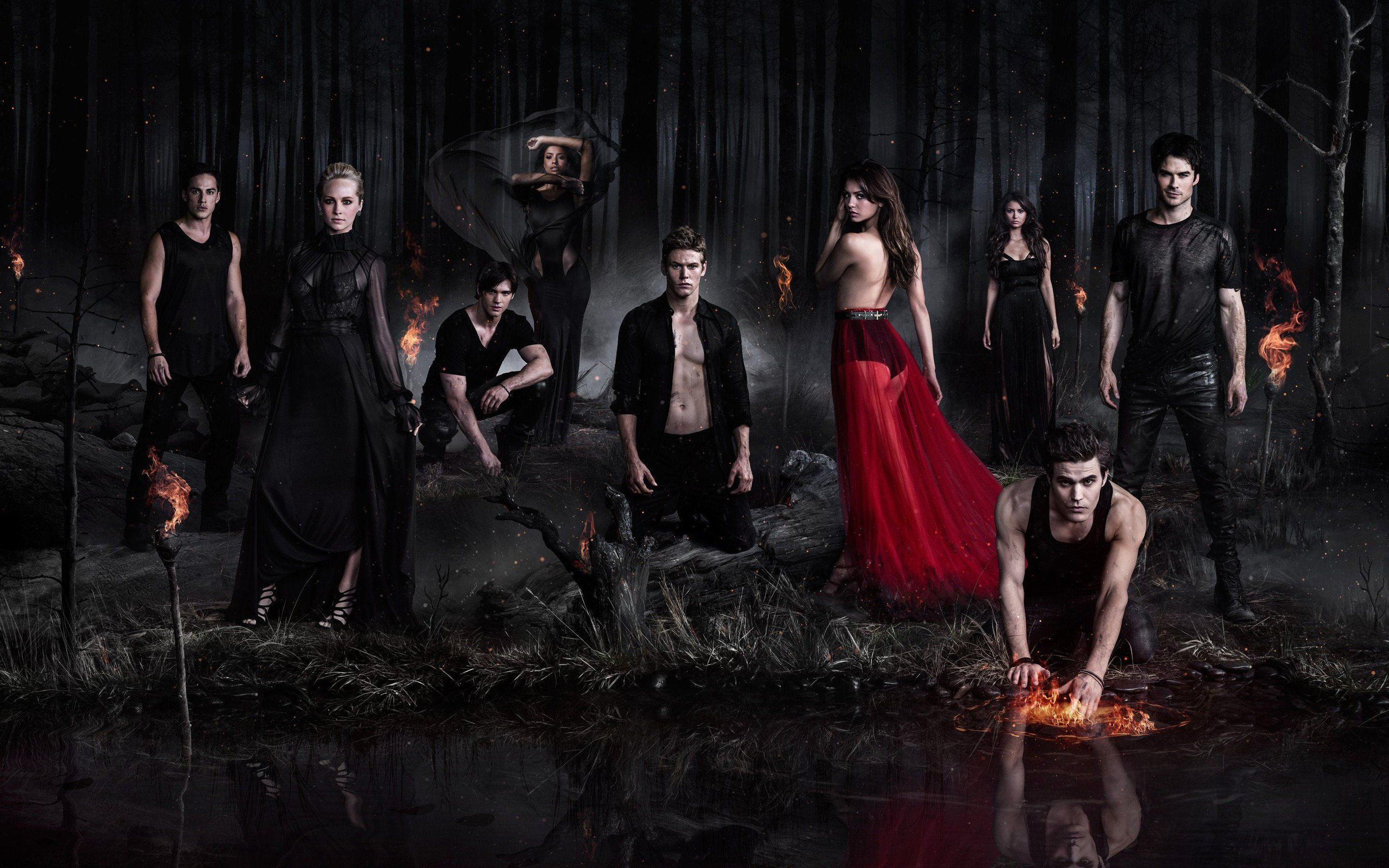 The Vampire Diaries Wallpapers, Images, Backgrounds, Photos and ...