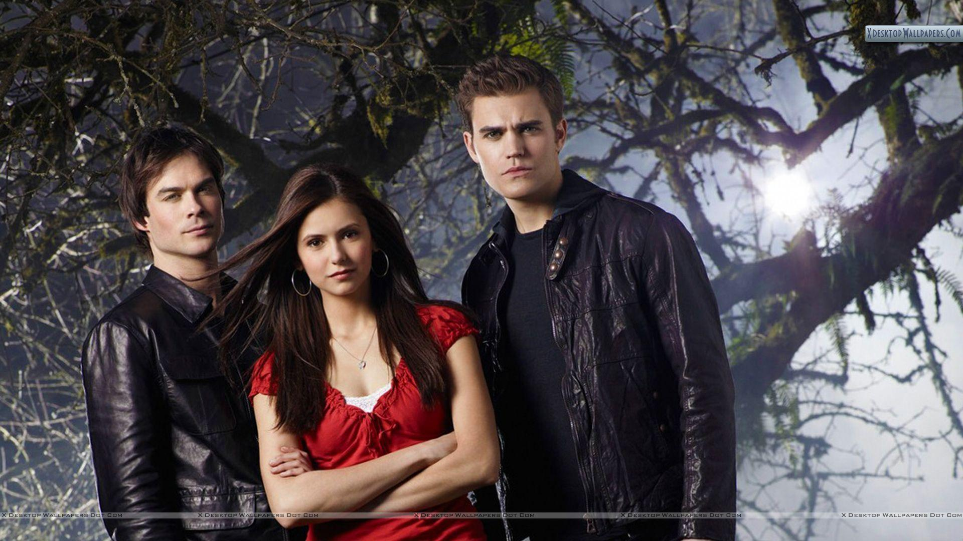 The Vampire Diaries Wallpapers, Photos & Images in HD