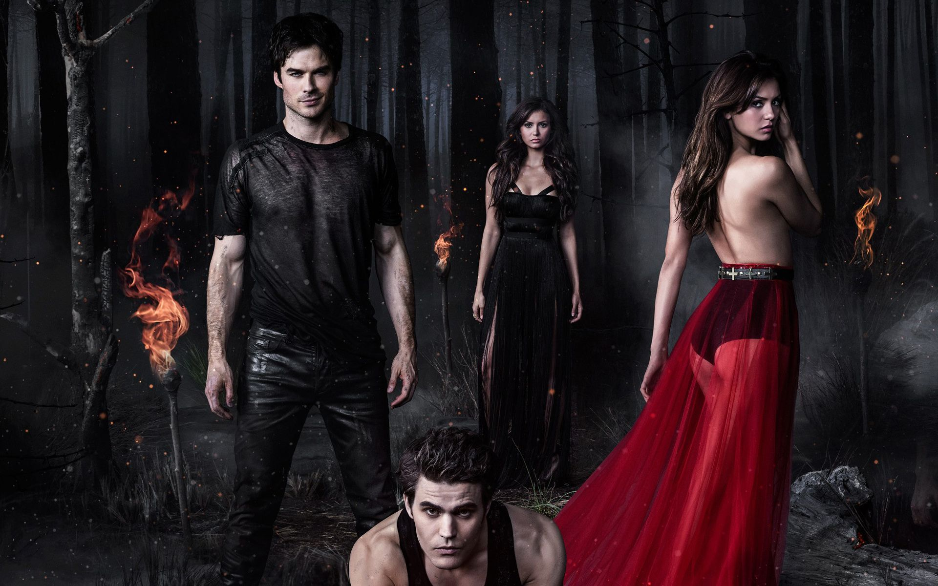 Vampire Diaries Wallpaper 12144 1920x1200 px ~ HDWallSource.com