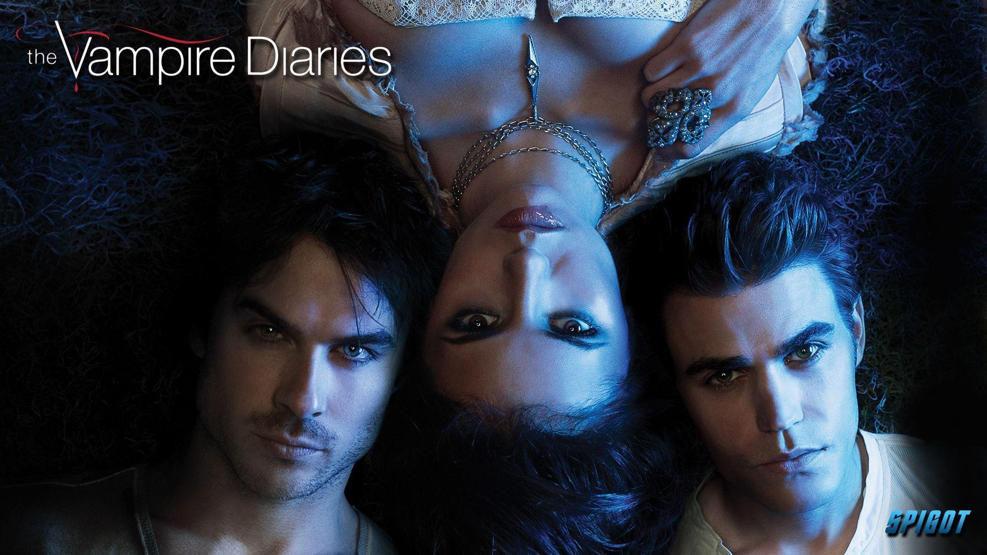 The Last Of The Vampire Diaries Wallpapers | George Spigot's Blog