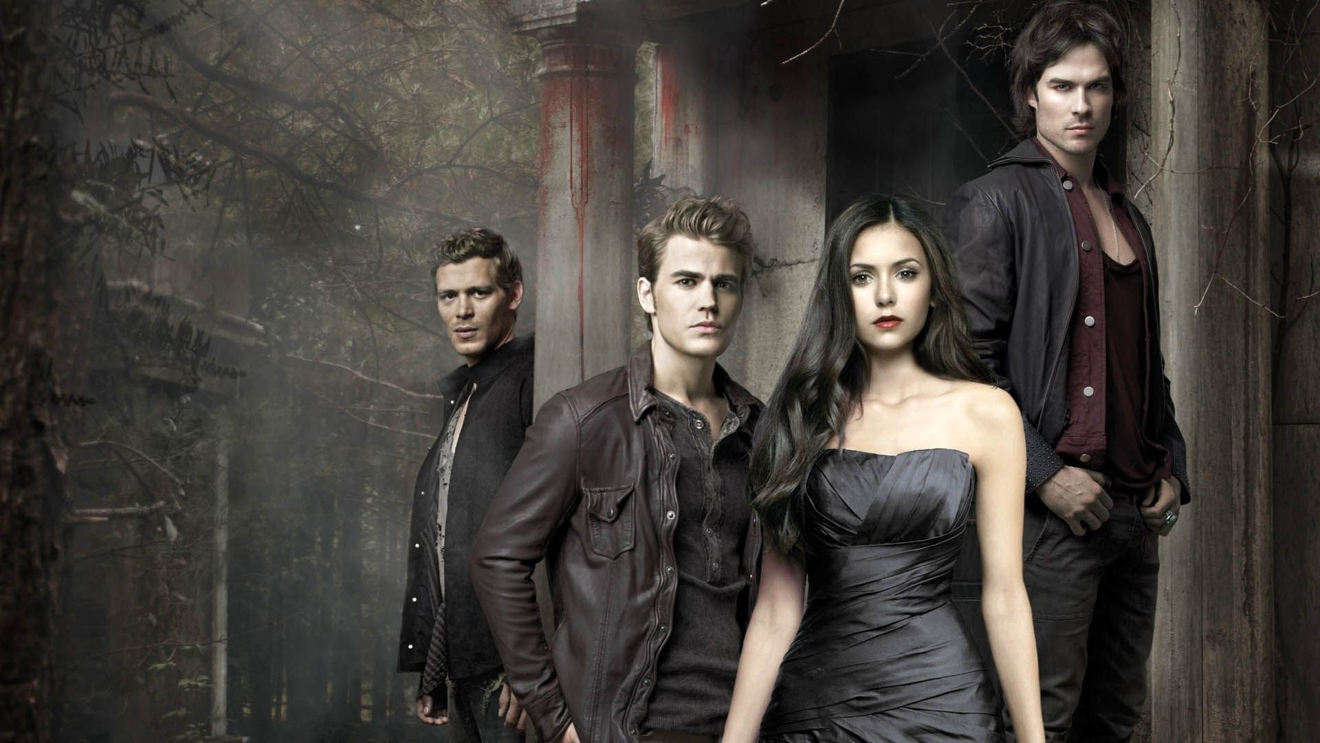 Seção Wallpaper The Vampire Diaries Love for Blood | Wallpapers 4k ...