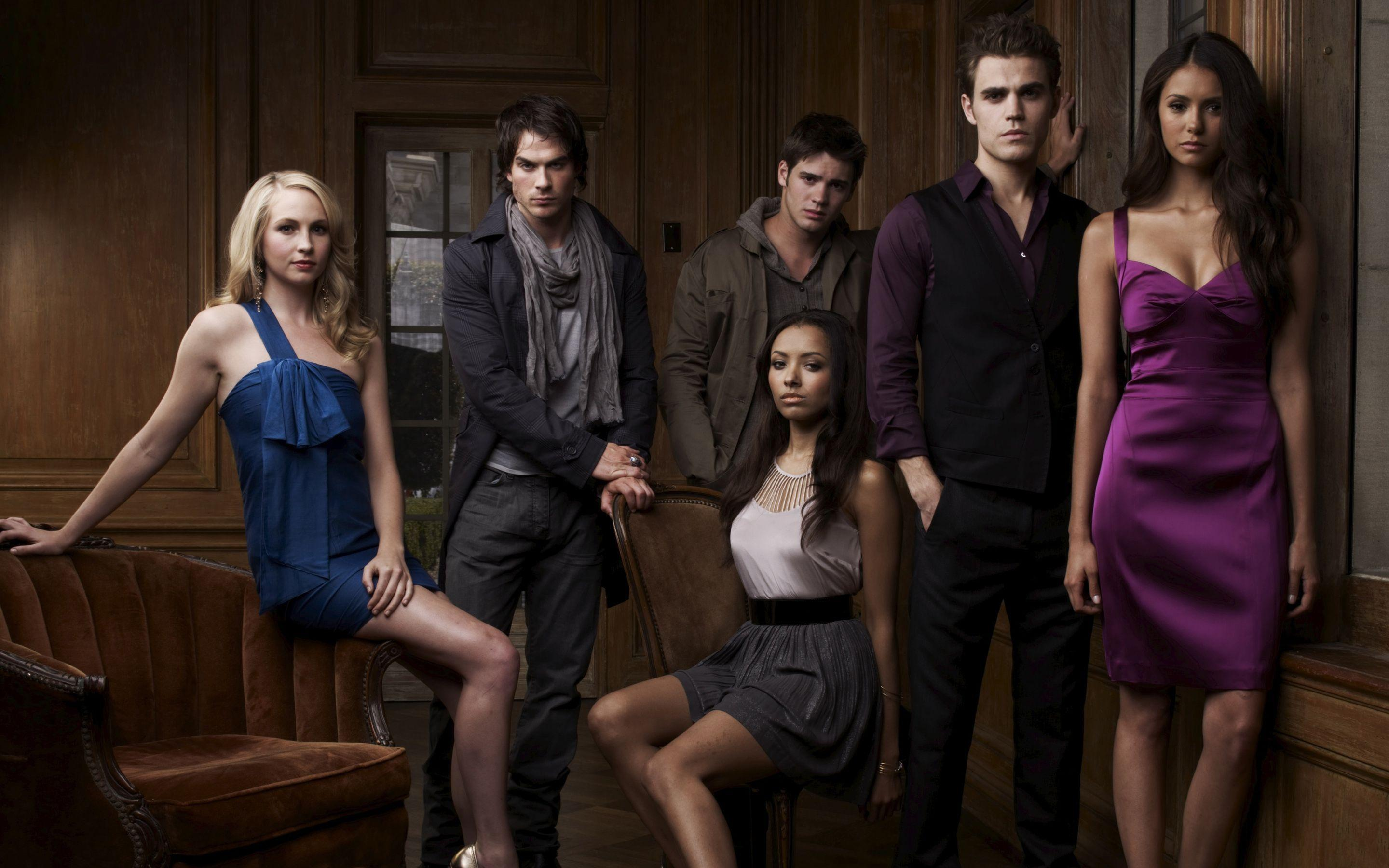 Vampire Diaries Wallpaper 12150 2880x1800 px ~ HDWallSource.com