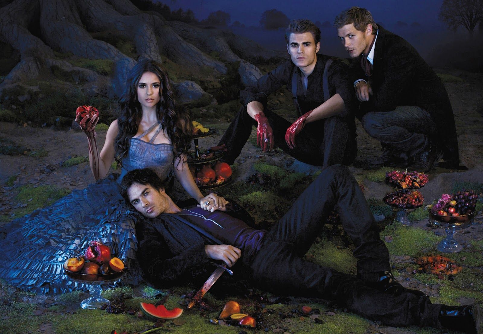 The Vampire Diaries Photos, Wallpapers and Pictures Gallery – free ...