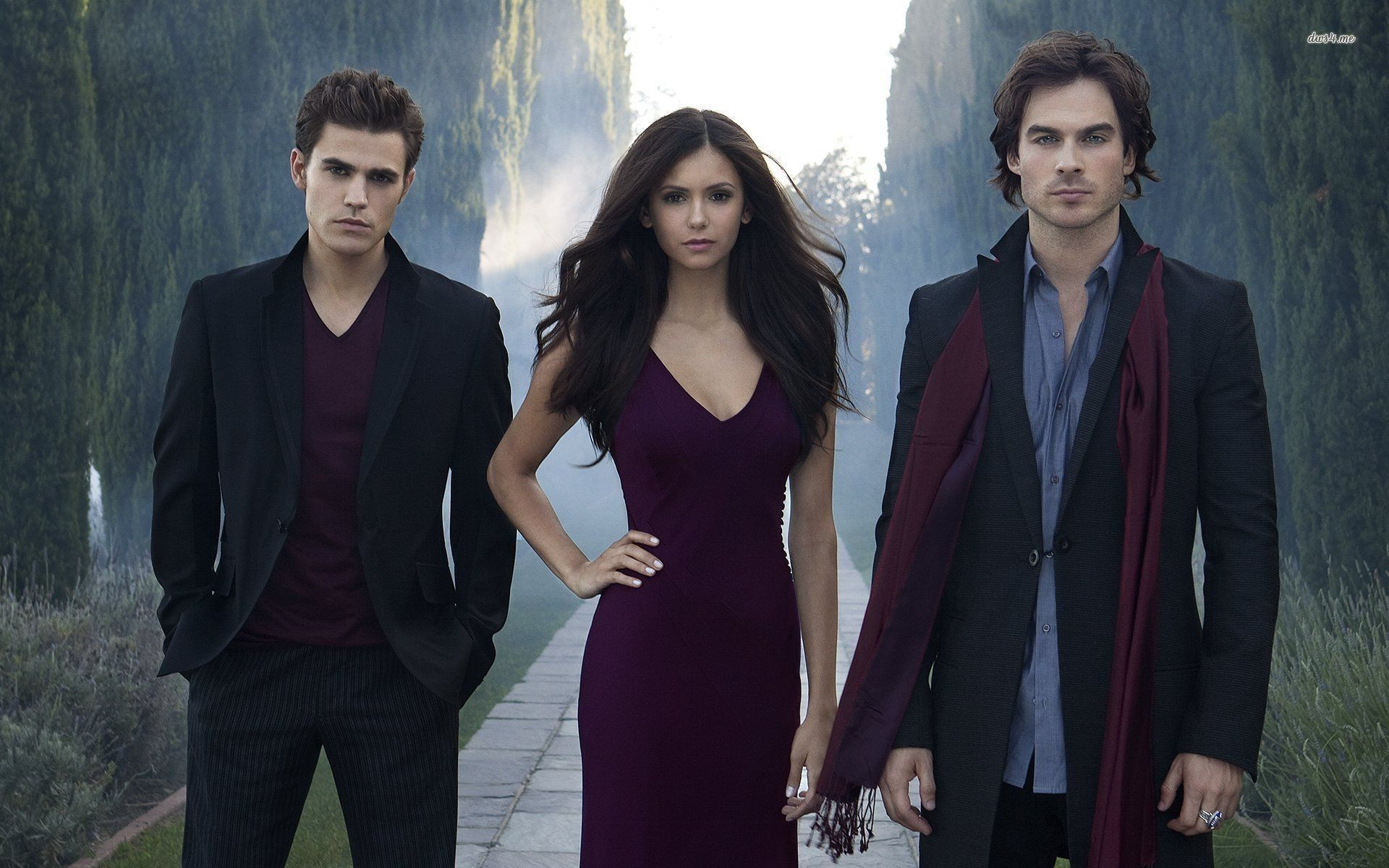 Vampire Diaries Desktop Wallpapers Group (73+)