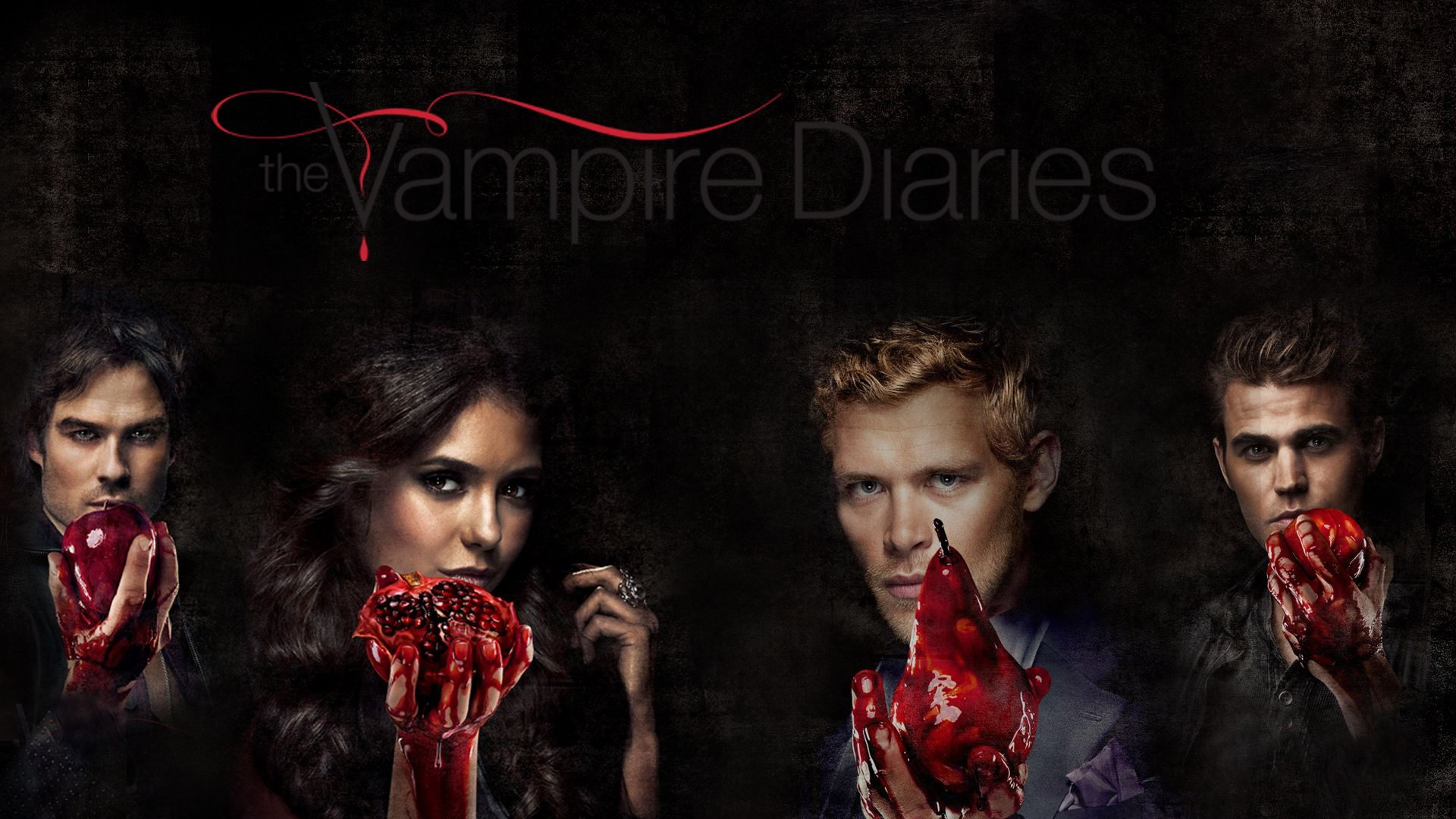 Vampire Diaries Wallpaper Damon And Stefan, PC Vampire Diaries ...