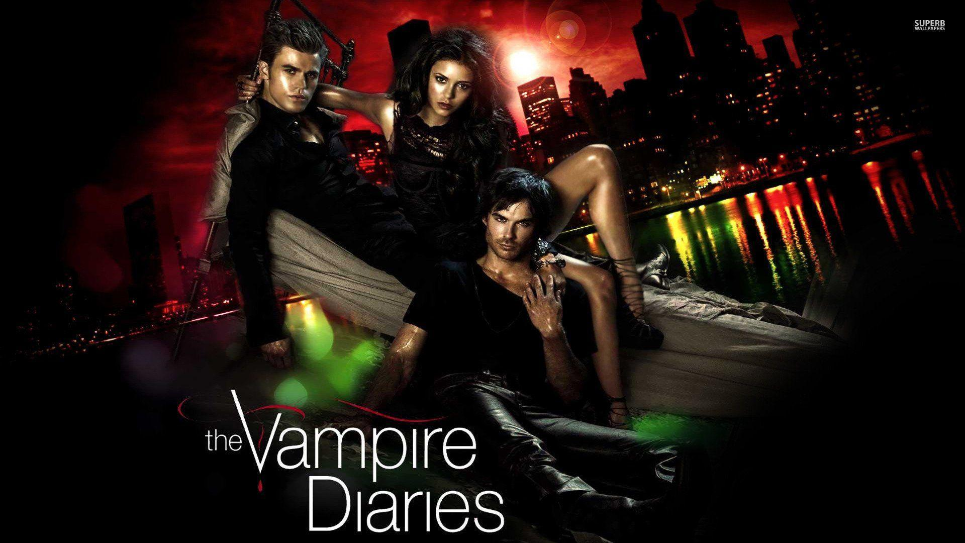 The Vampire Diaries 426381 - WallDevil