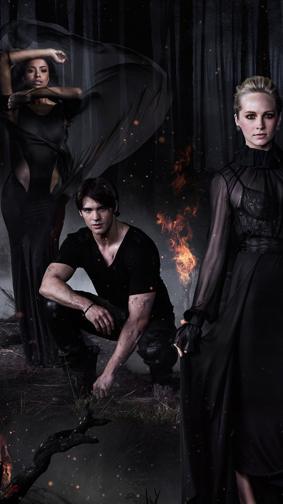 Photo Collection Vampire Diaries Wallpaper For Phone
