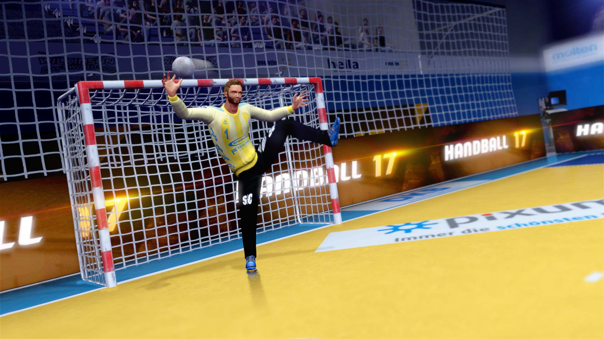 What's On Steam - Handball 17