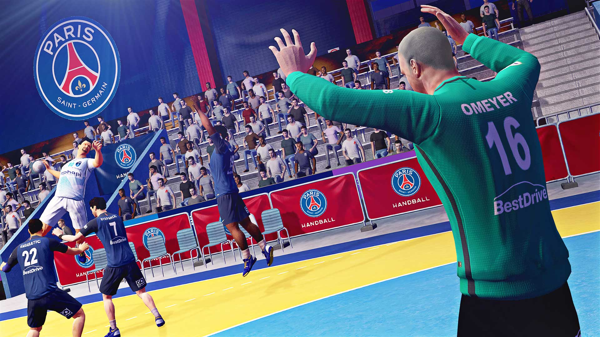 Handball 17 on Steam