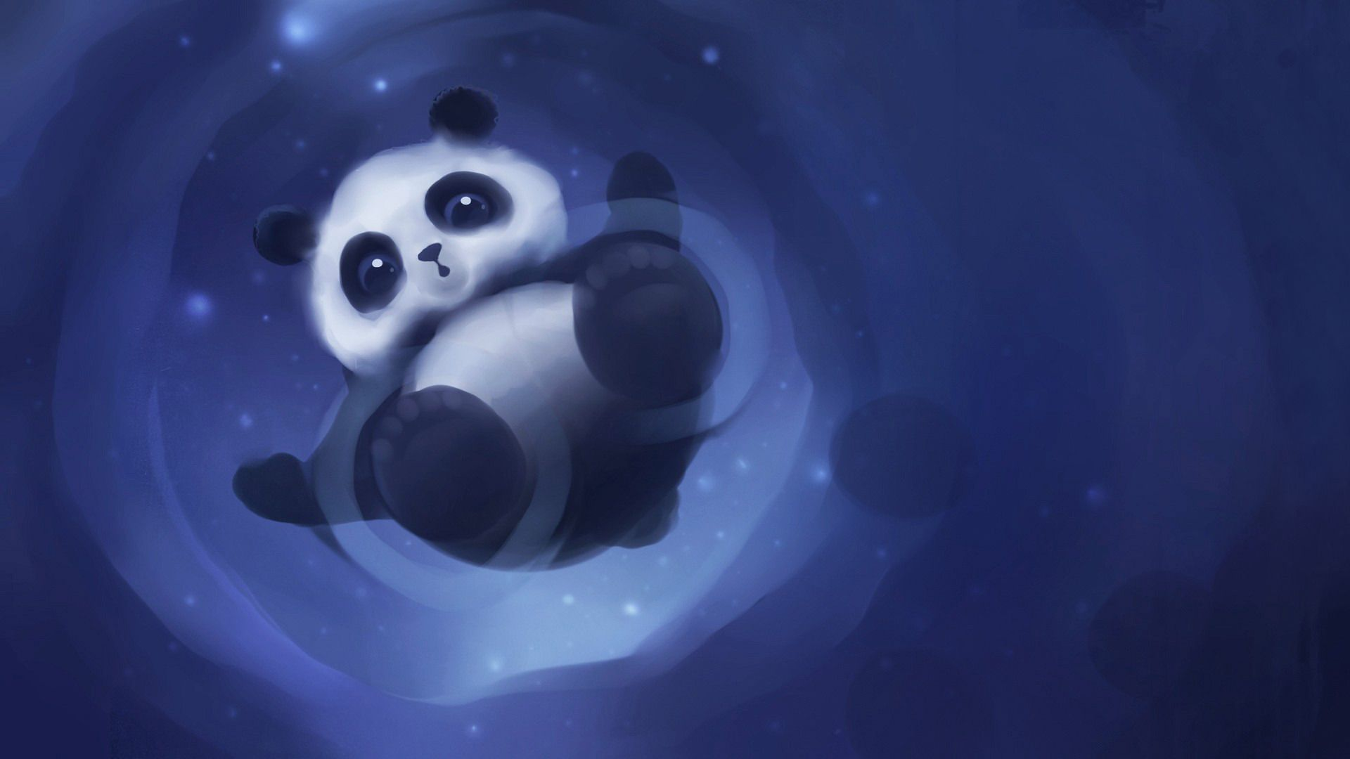 Anime Panda Wallpaper - WallpaperSafari