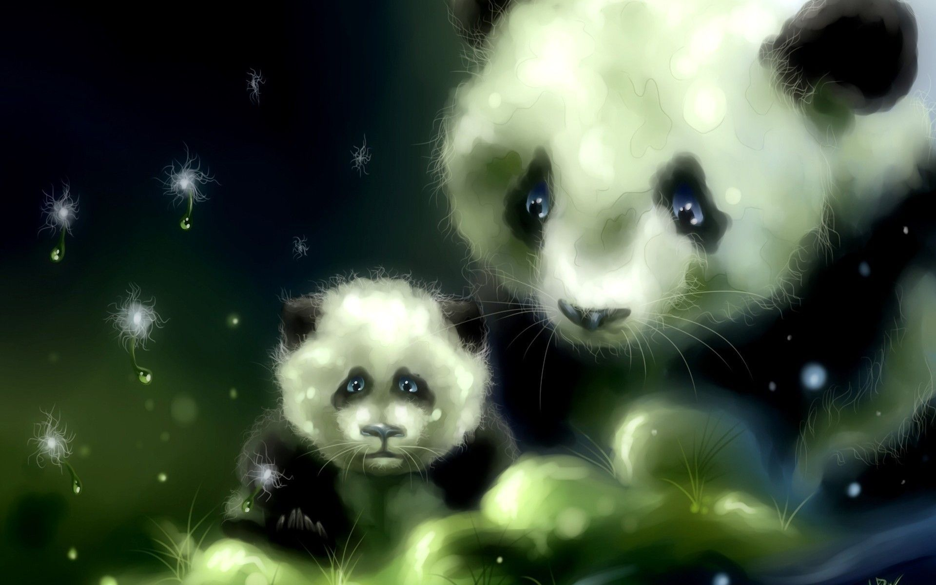 46+ Panda Bear Wallpaper