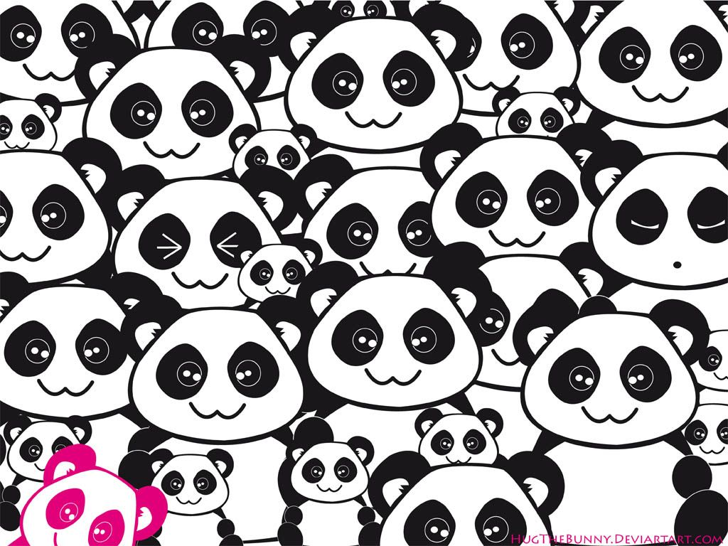 Panda Anime Beautiful Wallpapers 9622 - Amazing Wallpaperz