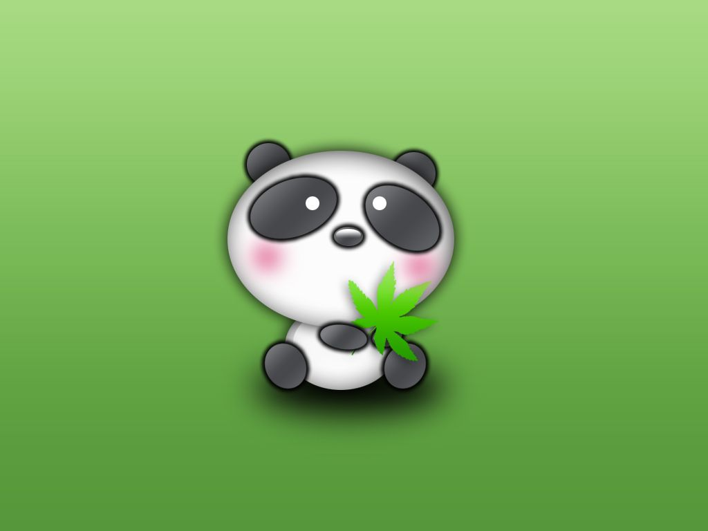 Panda Wallpaper and Background | 1024x768 | ID:38425