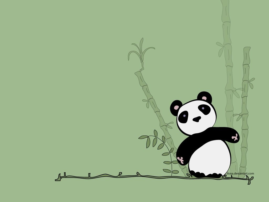 Cute Panda Wallpaper (37) - WujinSHike.com