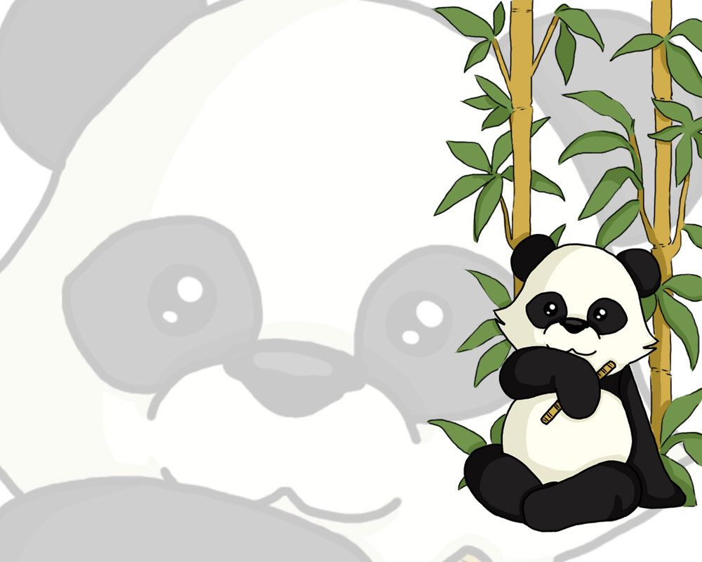 panda wallpaper 1 by BattleAngelMel on DeviantArt