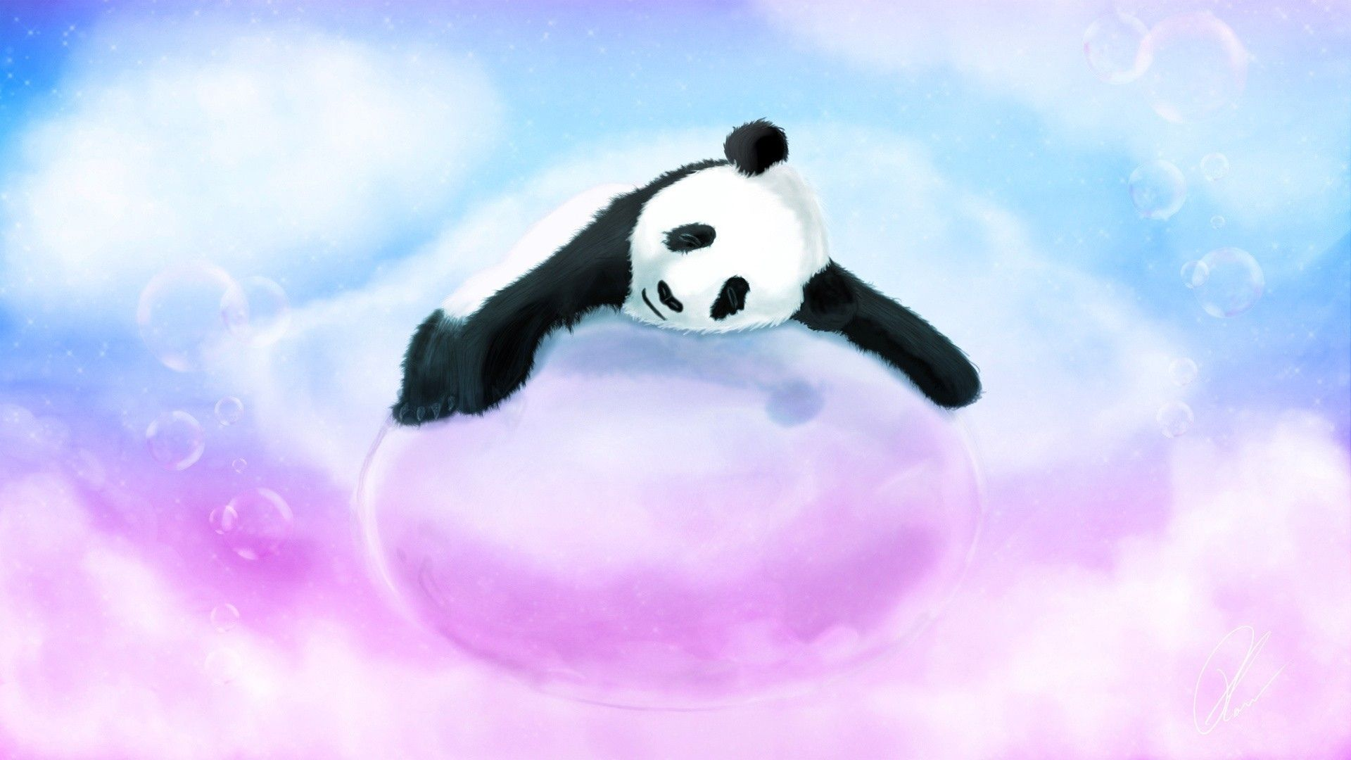 Images of Top Anime Panda Wallpaper - #SC