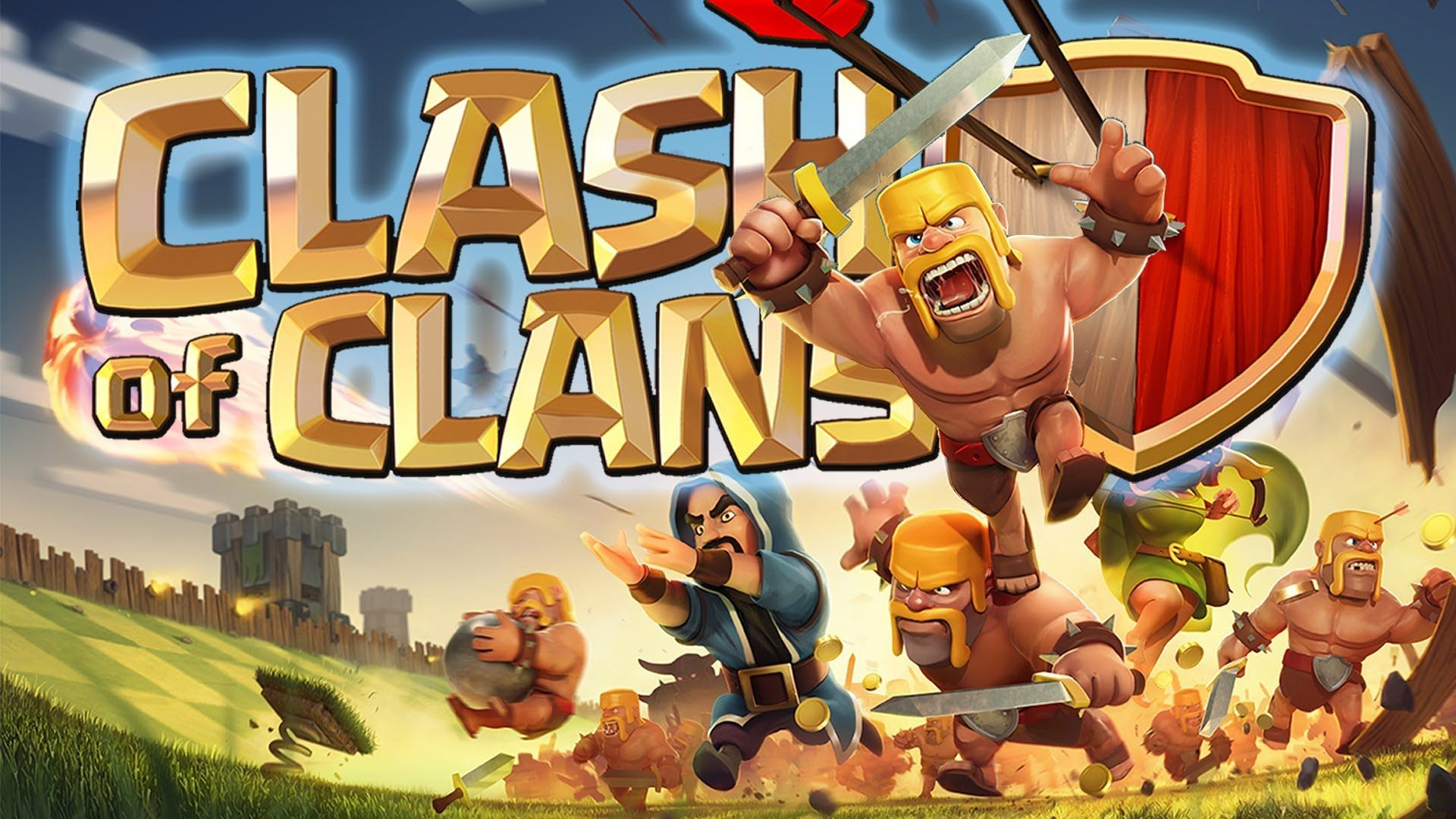 Clash of Clans Wallpapers | Best Wallpapers | Android | Pinterest ...