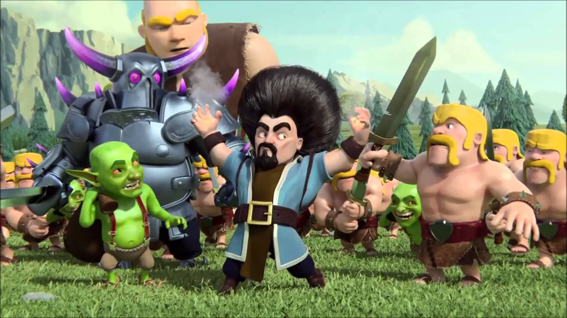 Category: Clash of Clans Download HD Wallpaperaa Page 800×518 ...
