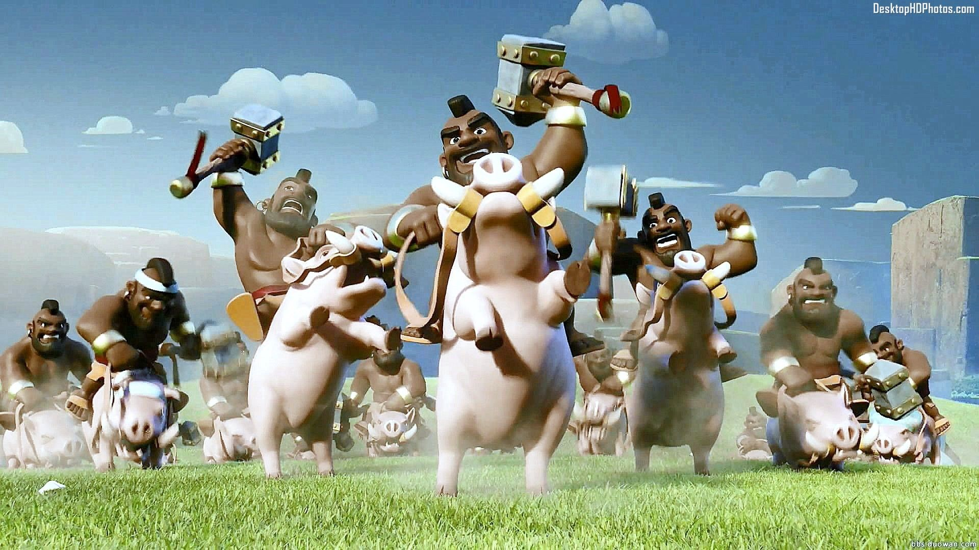 clash of clans wallpaper hd - Tag | Download HD Wallpaper - Page ...
