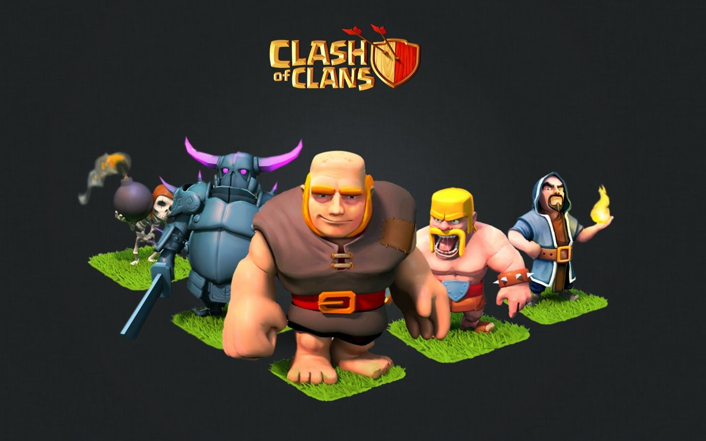 Clash of Clans Halloween Update Full HD / 640×960 Clash Of Clans ...