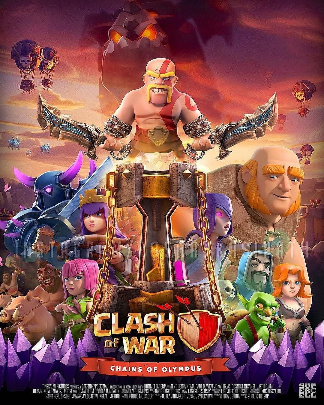 Clash of clans | Clash of Clans | Pinterest | Clash royale, Gaming ...