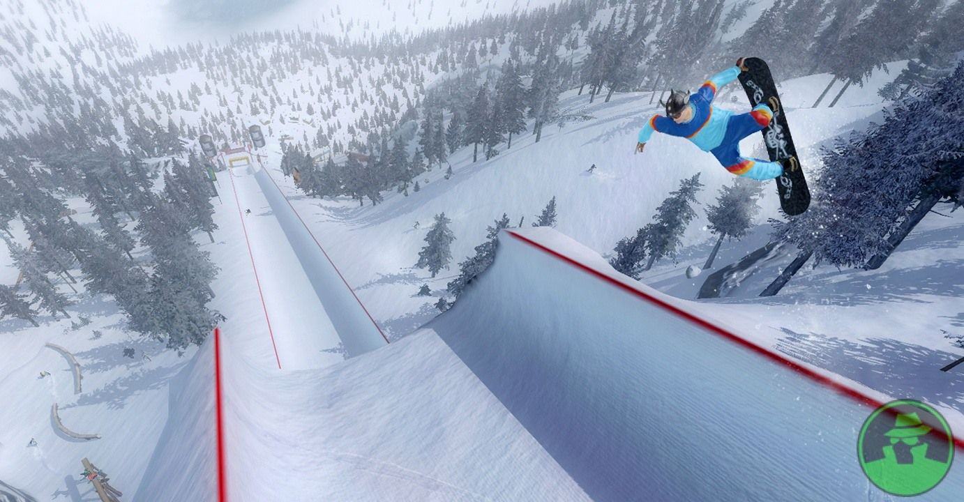 Shaun White Snowboarding Screenshots, Pictures, Wallpapers - Xbox ...
