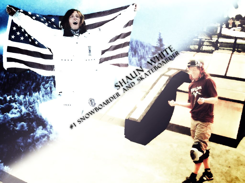 Shaun White Wallpaper by FallenAngel1991 on DeviantArt
