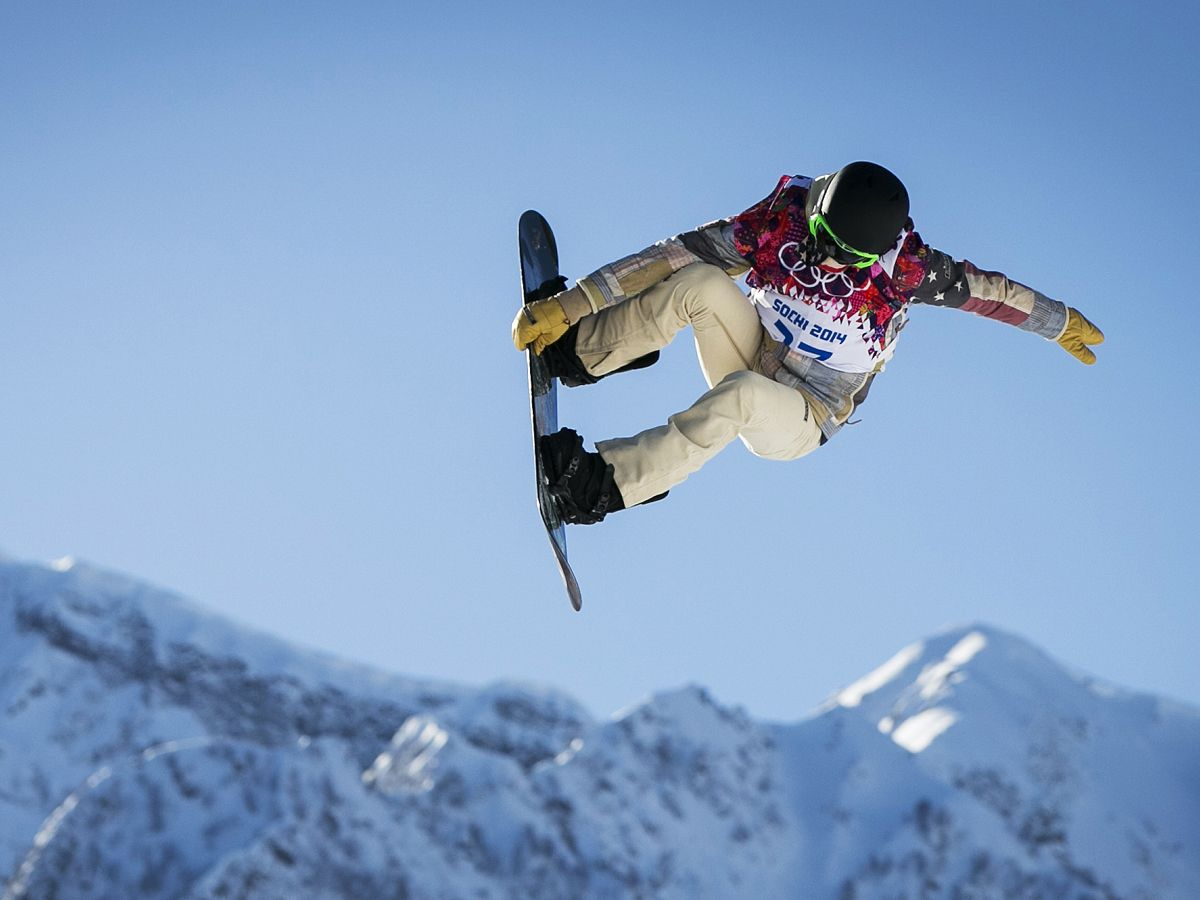 Photo Collection Shaun White Snowboarding Related