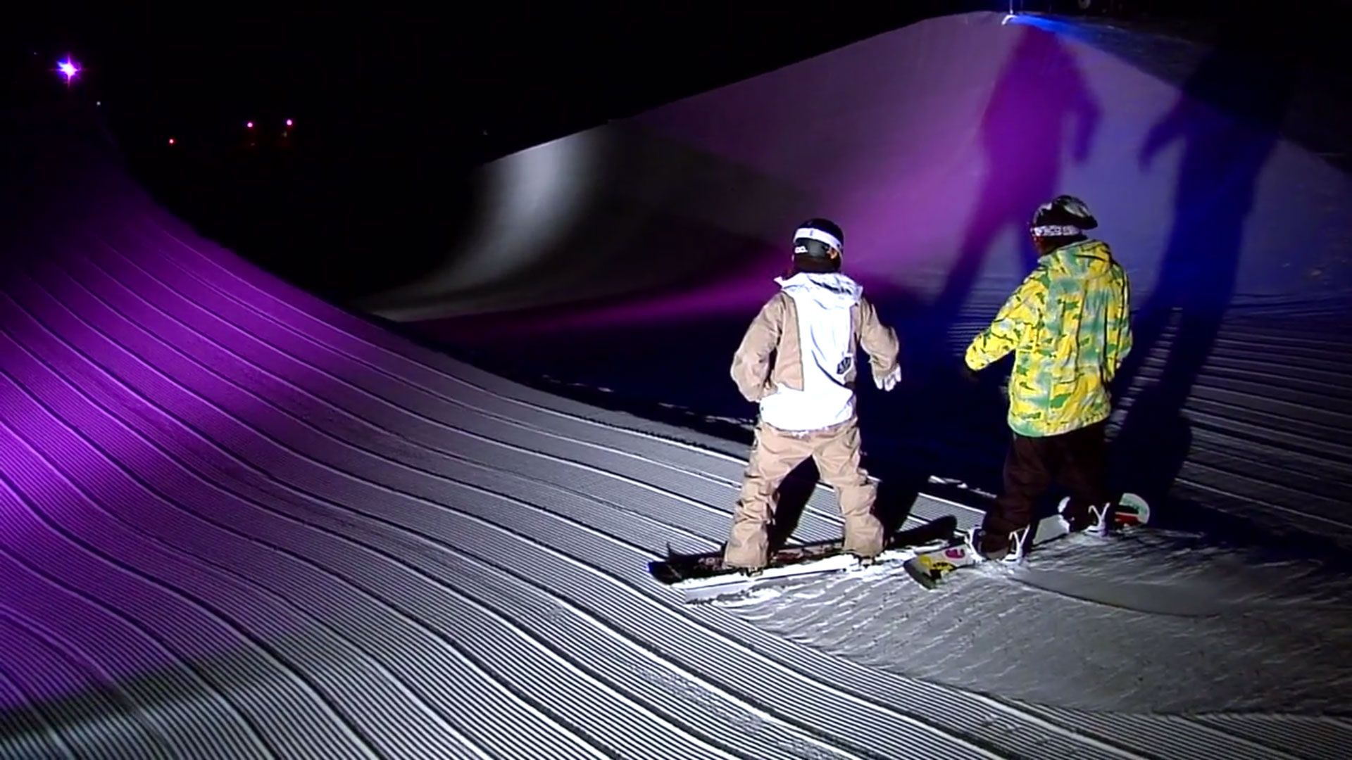 Flashback - Shaun White and Kevin Pearce FULL PART f...