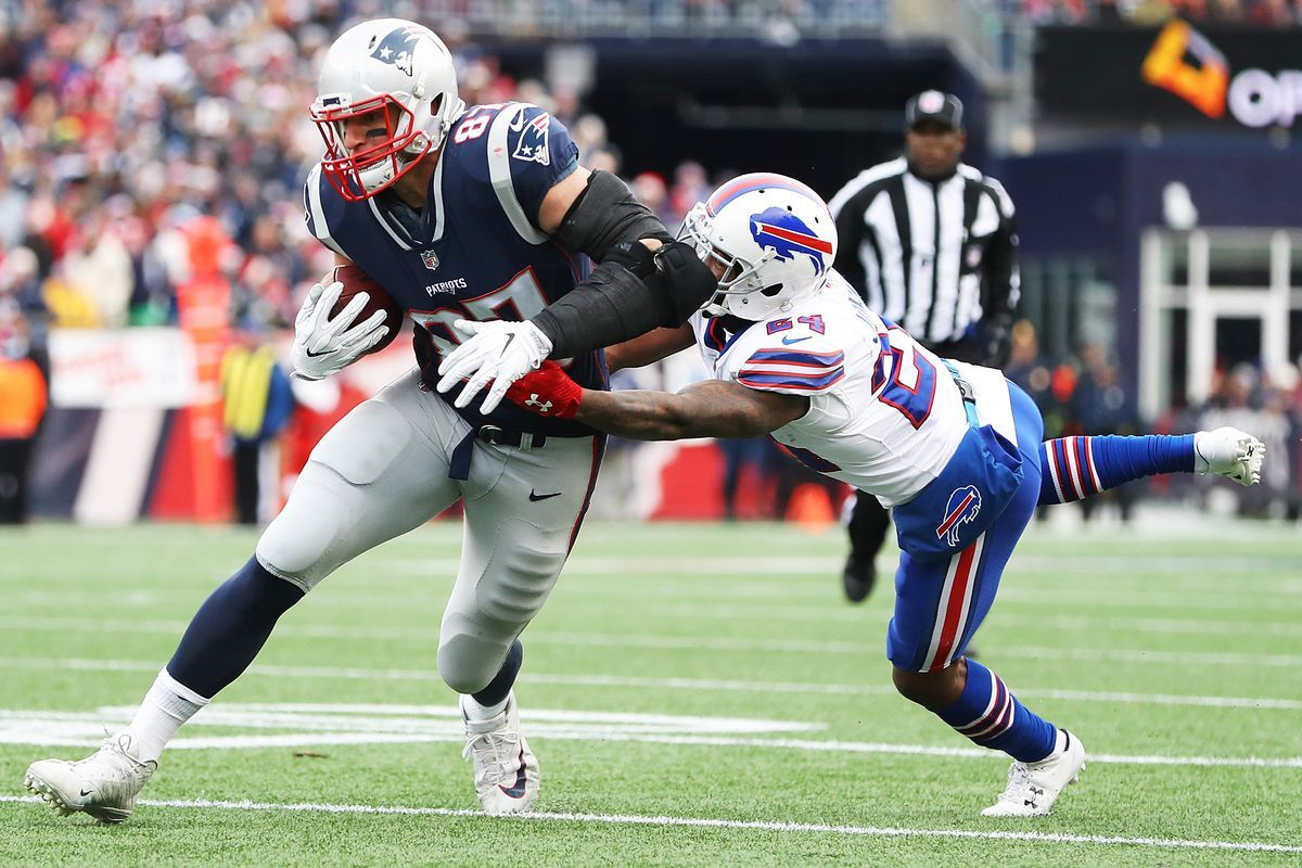 NFL playoffs 2018: Rob Gronkowski is healthy for Patriots' run ...