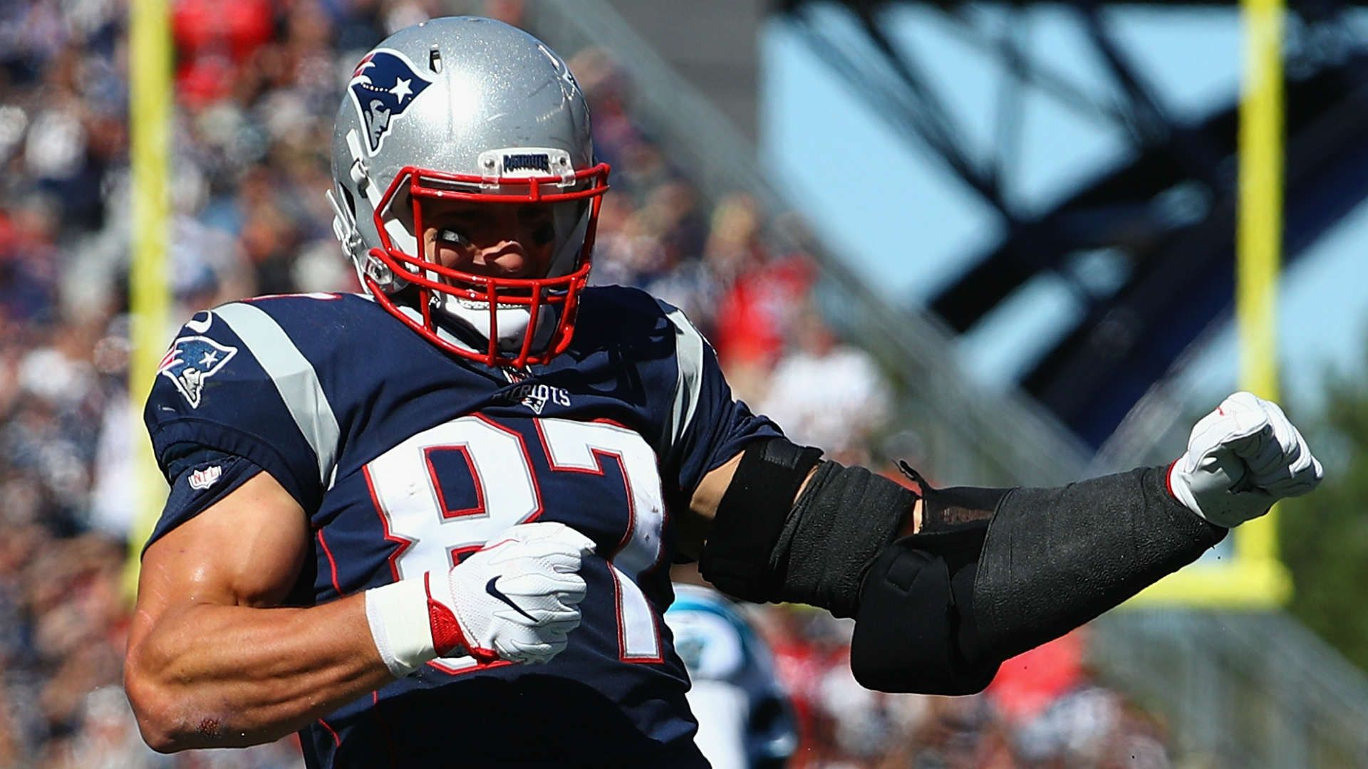 Patriots without Rob Gronkowski against Bucs   NFL   Sporting News