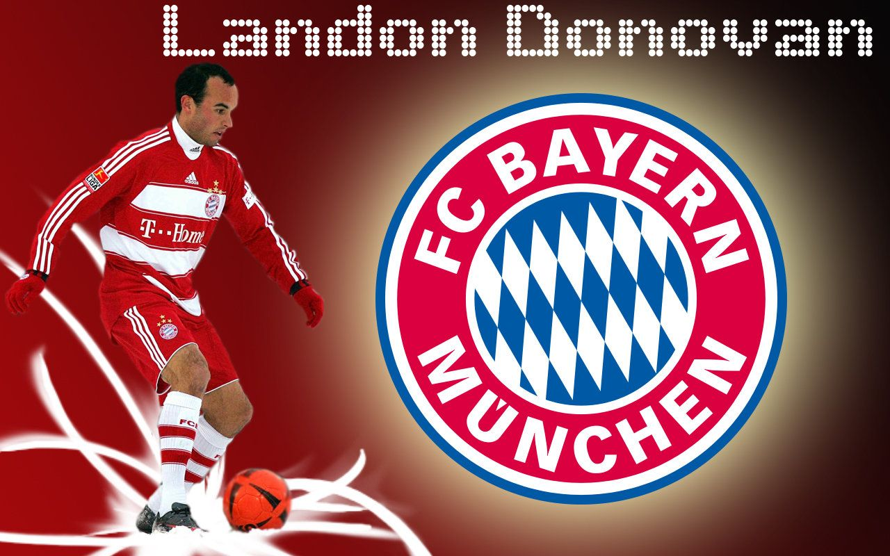 Landon Donovan Bayern Munich Wallpaper - Football HD Wallpapers