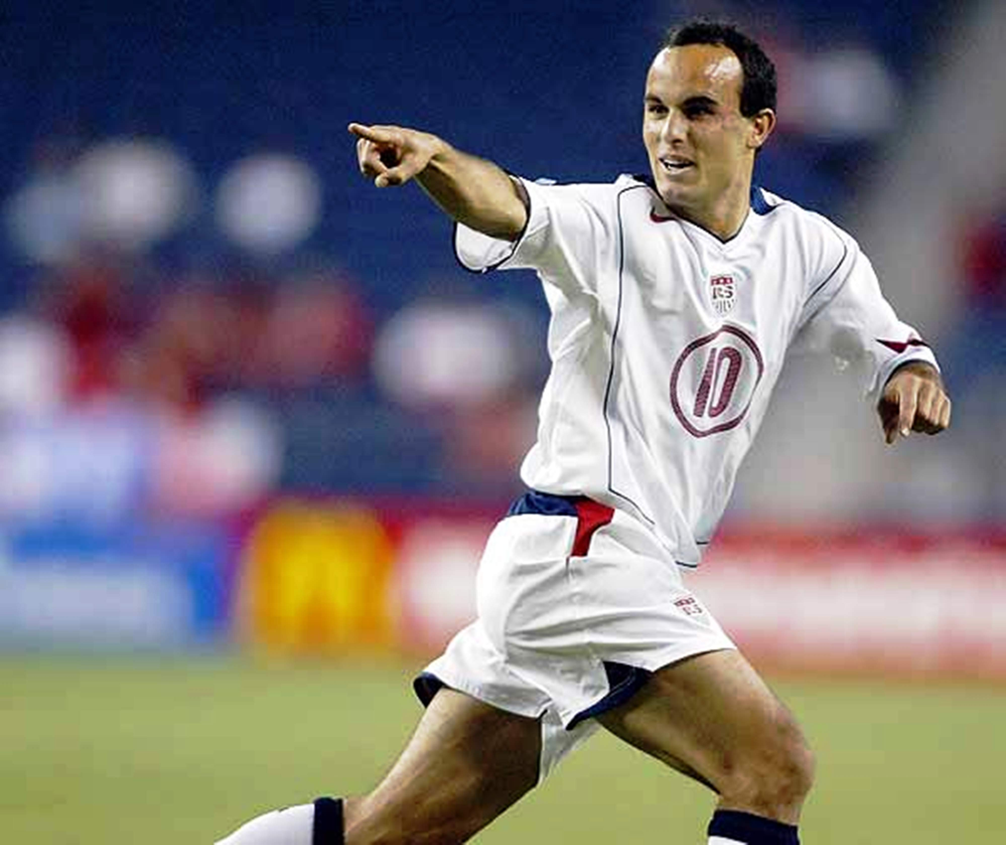 Landon Donovan Goal HD Wallpaper | Soccer Wallpapers
