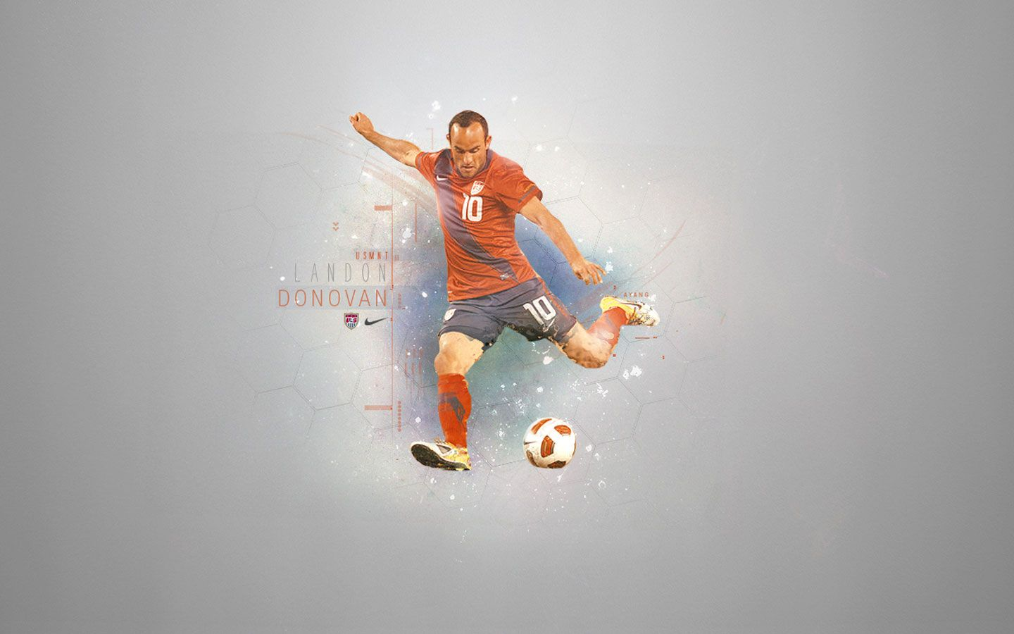 Landon Donovan Soccer Wallpaper - Football HD Wallpapers