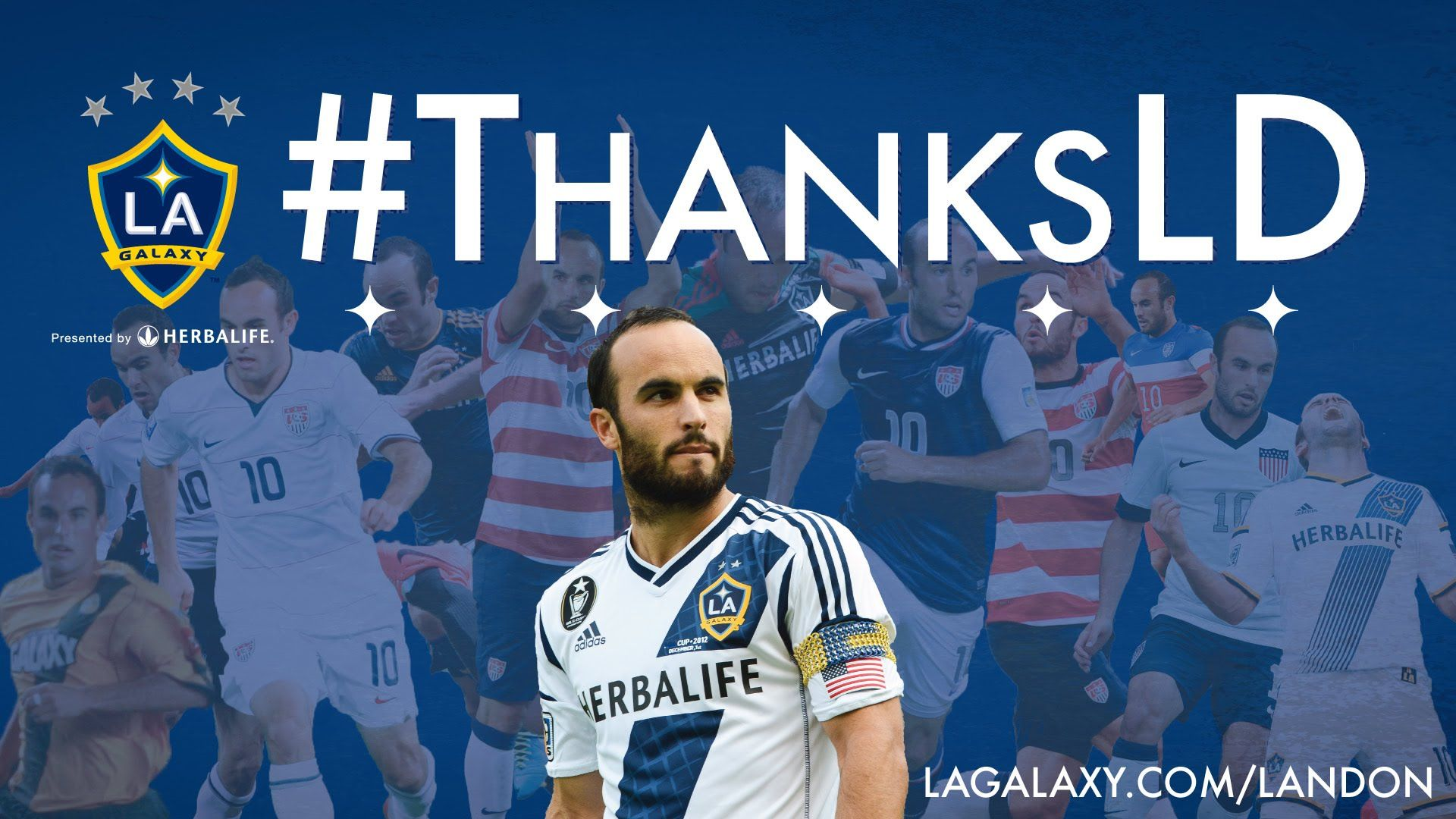 Landon Donovan | LEGEND #ThanksLD - YouTube