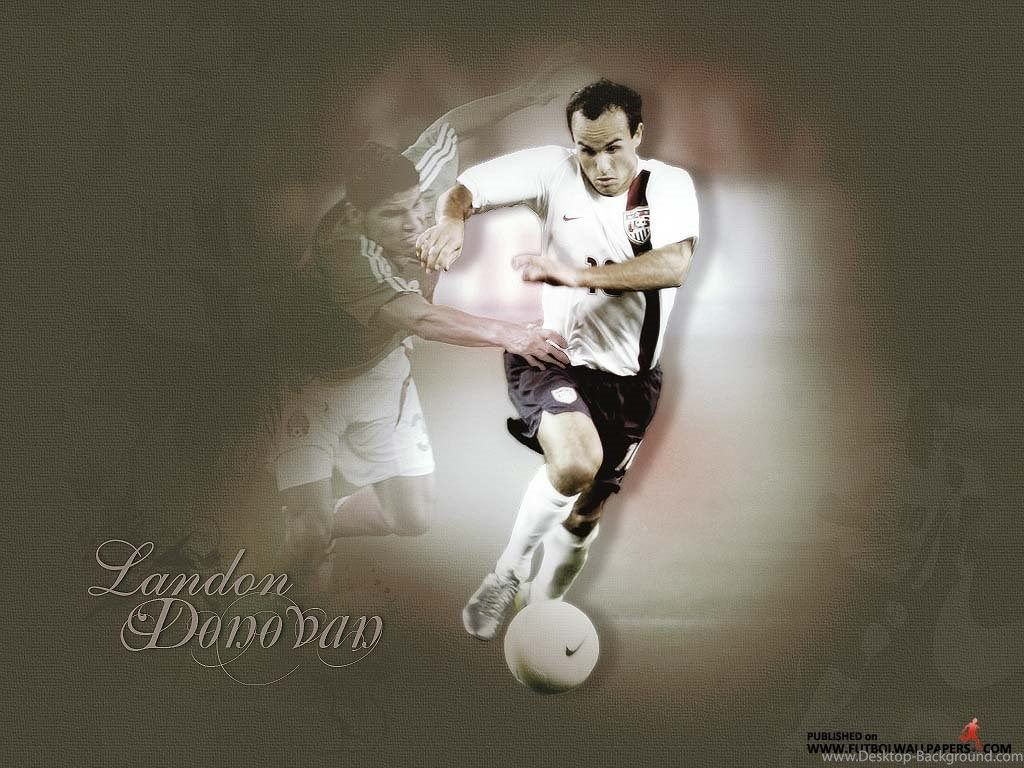 Landon Donovan Wallpapers Desktop Background