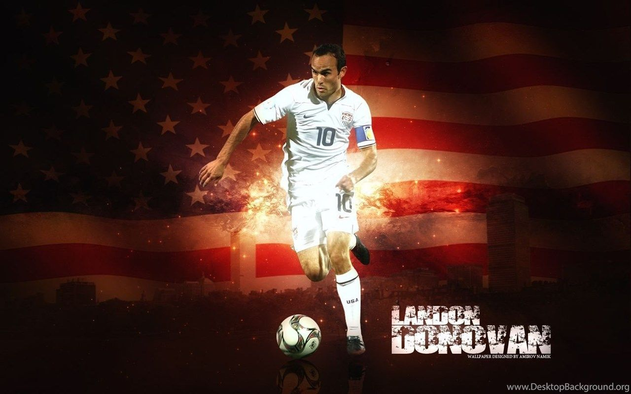 Landon Donovan Wallpapers 70022727 1280x1024 Set 718 Desktop ...