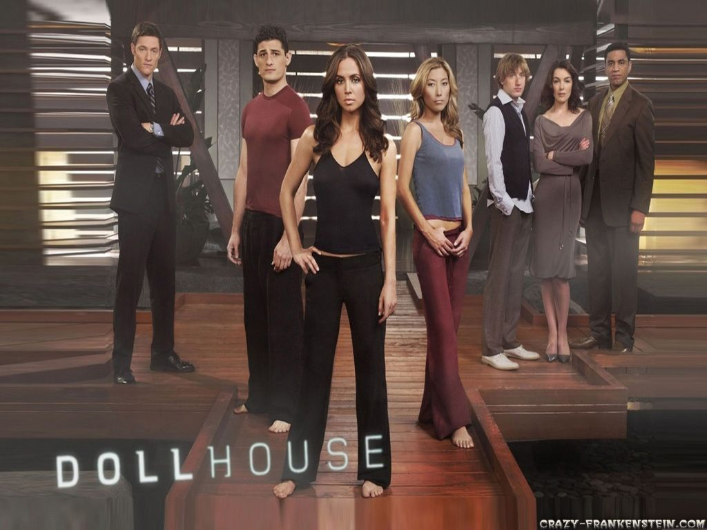 Eliza Dushku in Dollhouse TV Series 2010 wallpapers (57 Wallpapers ...