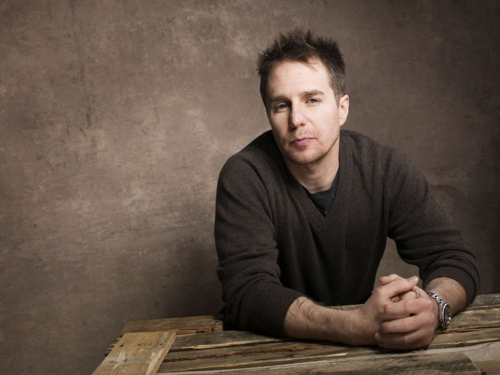 NME After Print: Sam Rockwell Filming in New Mexico: