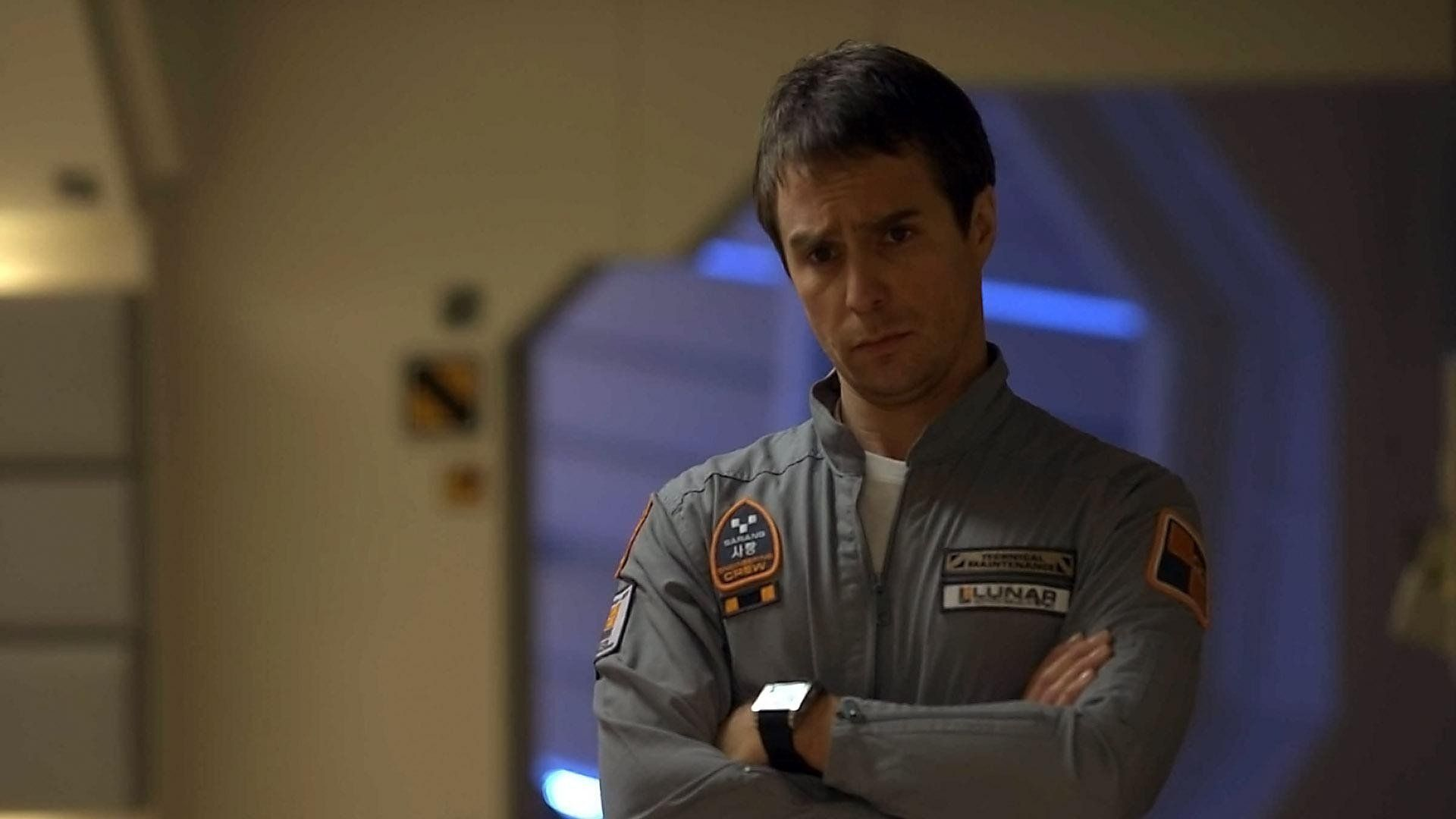 Movies Sam Rockwell Moon Movie - WallDevil